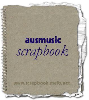 Aus Music Scrapbook
